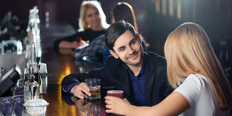 snelheid dating scene in Hitch